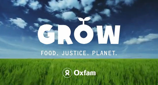 iQU supports the world-wide development organisation Oxfam Novib
