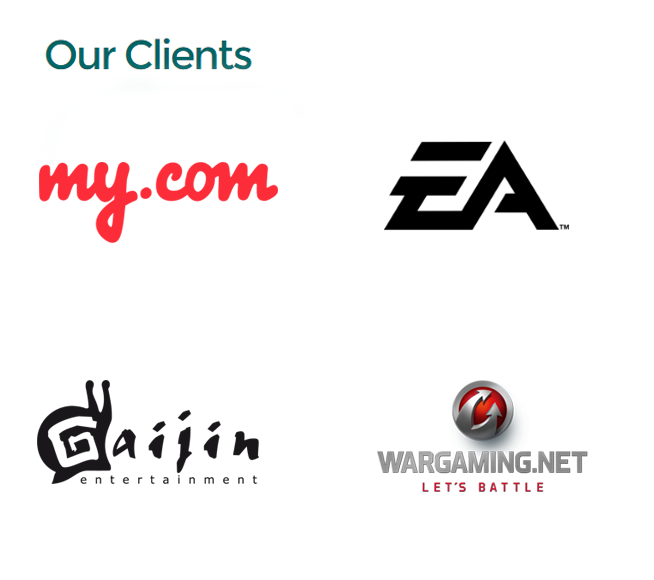 Our Top Clients