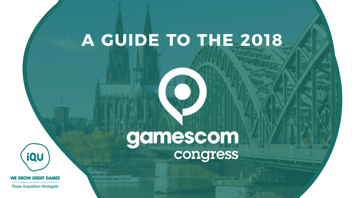 iQU's tips on which presentation panels to visit during the 2018 Gamescom congress
