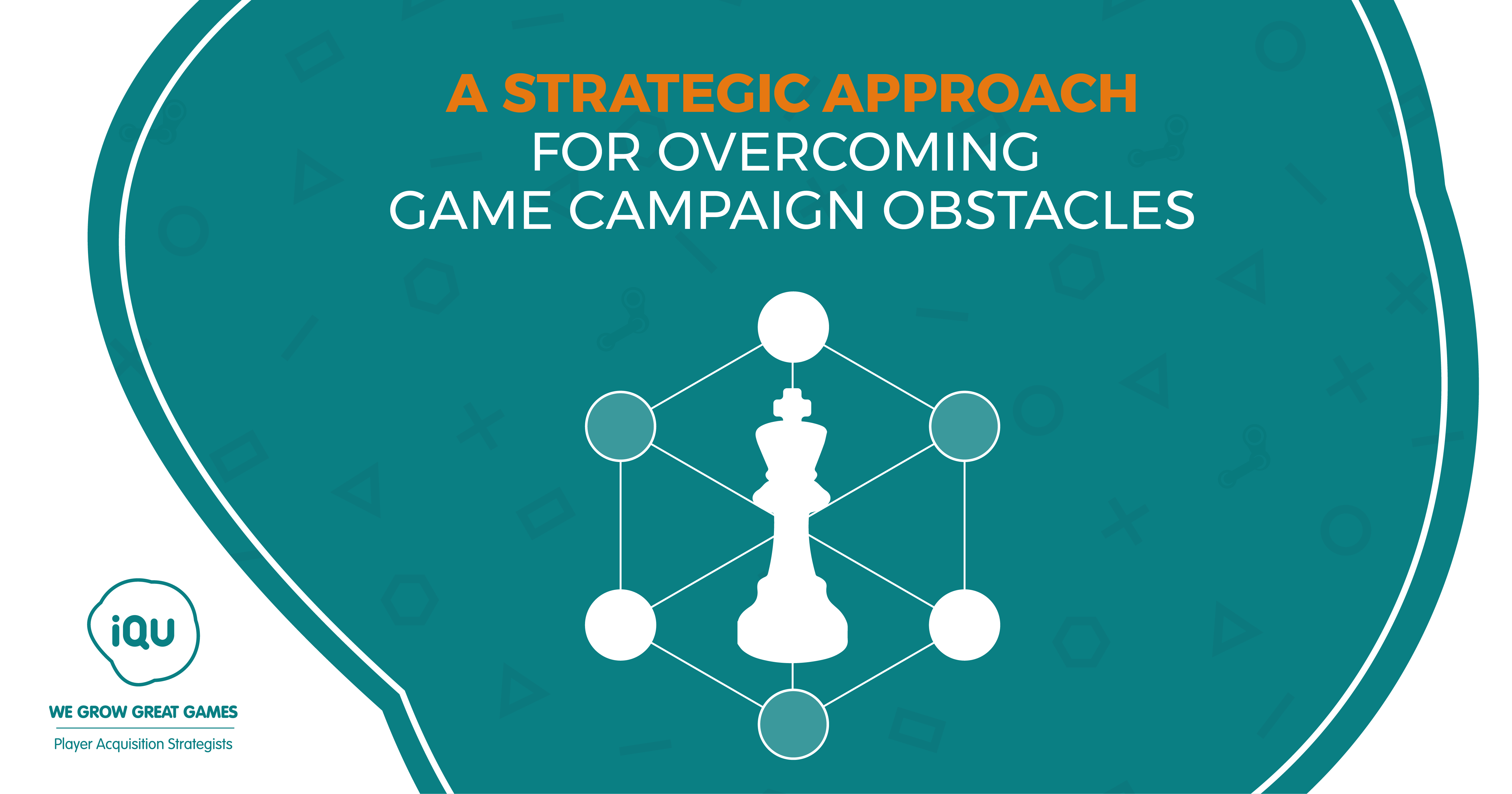 How introducing a holistic strategic approach helps solve many of the current game ad campaign issues